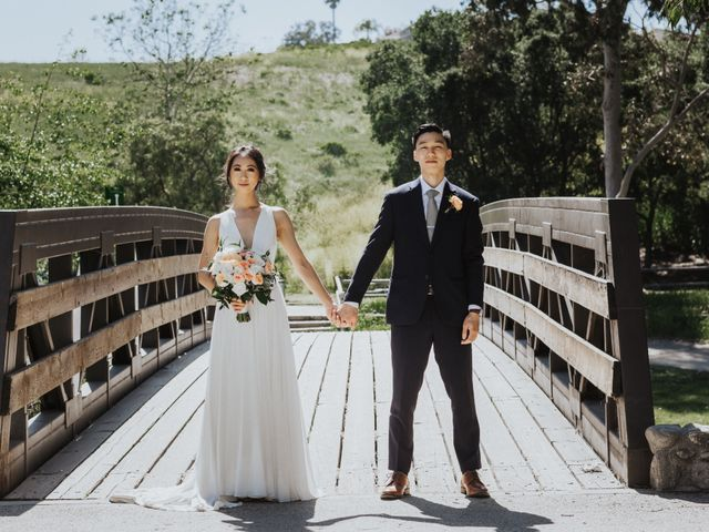 The wedding of Nick and Stephanie