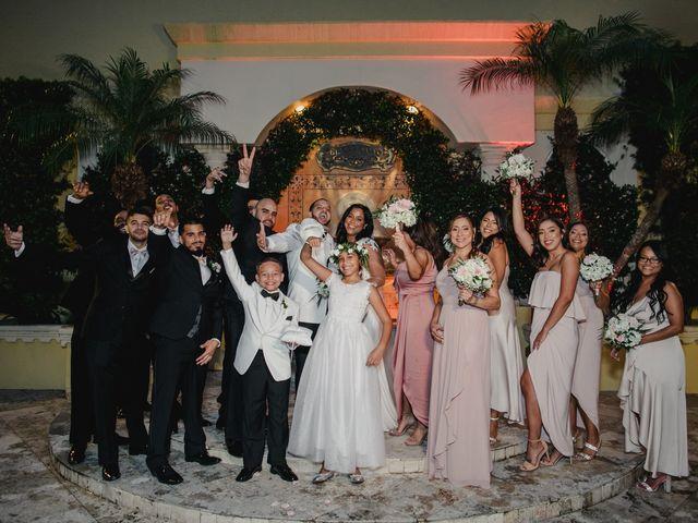 Alex and Shirley's Wedding in Boynton Beach, Florida 5