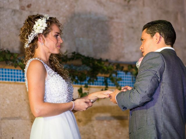 J Carlos and Silvana's Wedding in Playa del Carmen, Mexico 4