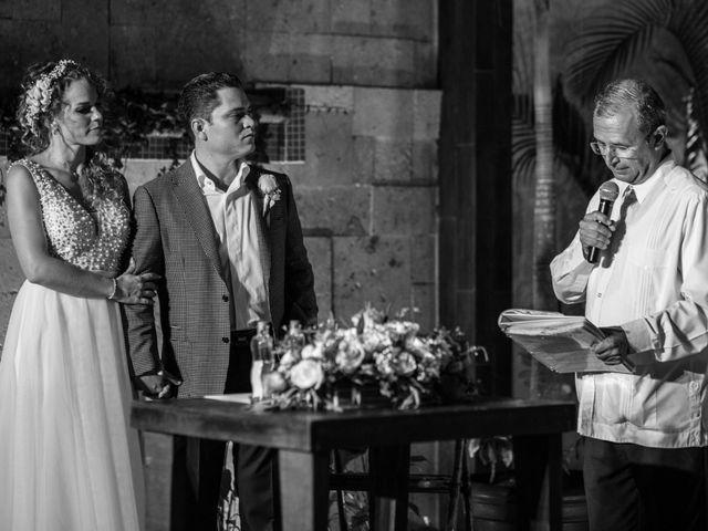 J Carlos and Silvana's Wedding in Playa del Carmen, Mexico 5