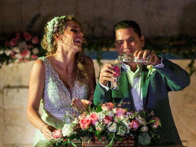 J Carlos and Silvana's Wedding in Playa del Carmen, Mexico 6