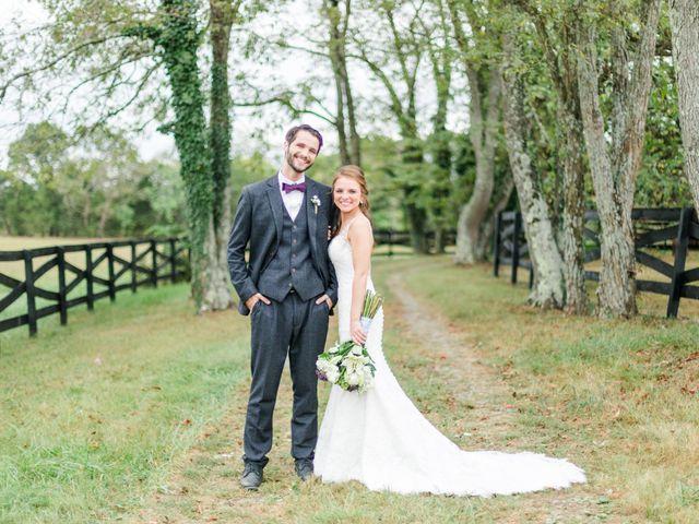 The wedding of Jordan and Krystal