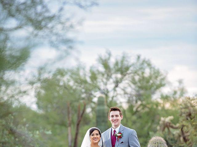 Trisha and Michael's Wedding in Gold Canyon, Arizona 5