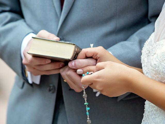 Trisha and Michael's Wedding in Gold Canyon, Arizona 10
