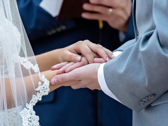Trisha and Michael's Wedding in Gold Canyon, Arizona 11