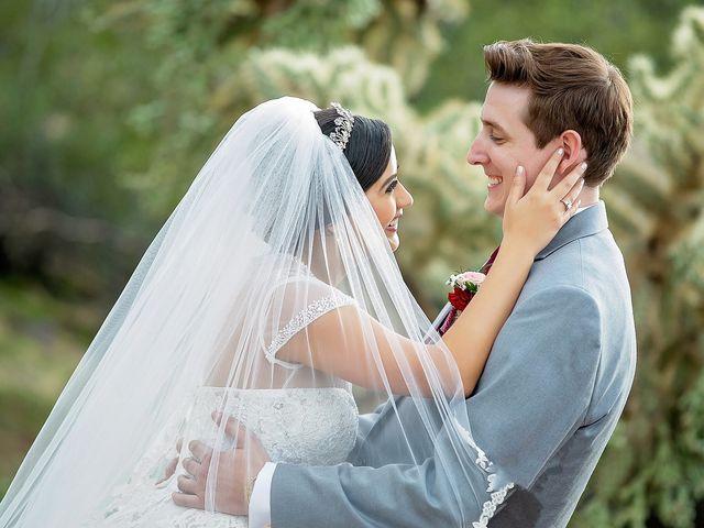 Trisha and Michael's Wedding in Gold Canyon, Arizona 18