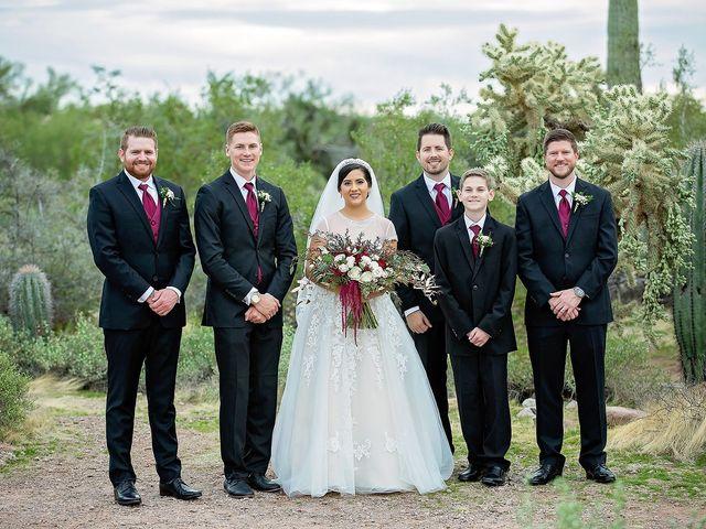 Trisha and Michael's Wedding in Gold Canyon, Arizona 23