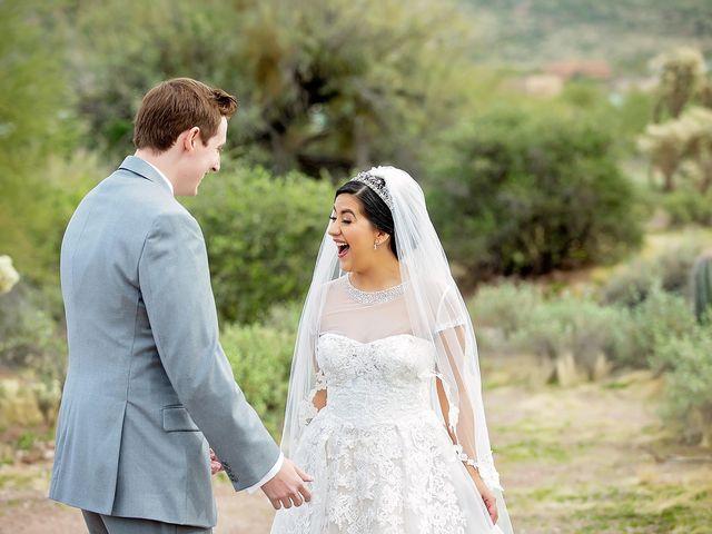Trisha and Michael's Wedding in Gold Canyon, Arizona 35