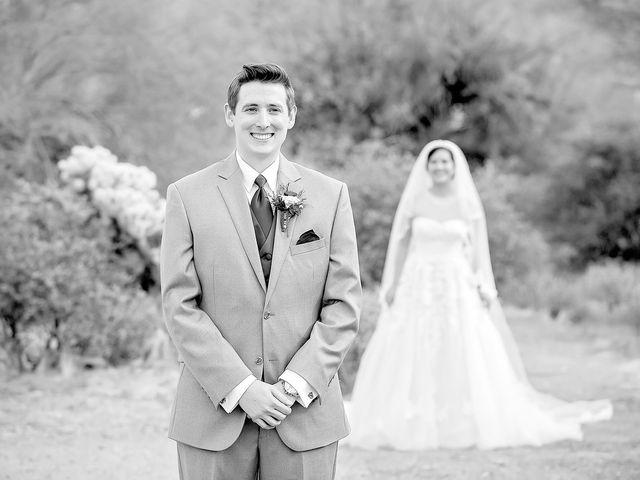 Trisha and Michael's Wedding in Gold Canyon, Arizona 36