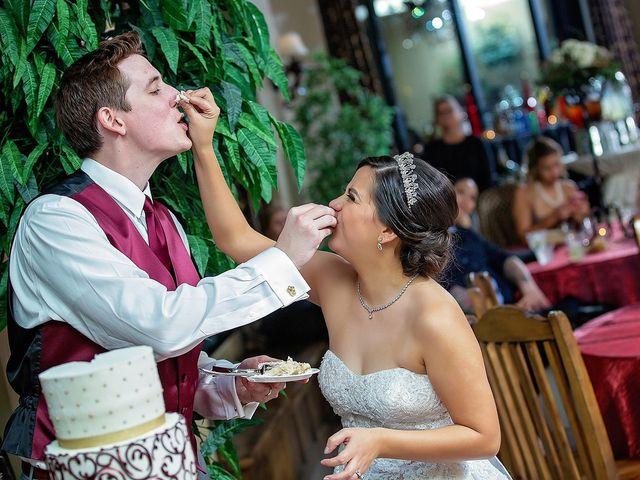 Trisha and Michael's Wedding in Gold Canyon, Arizona 55