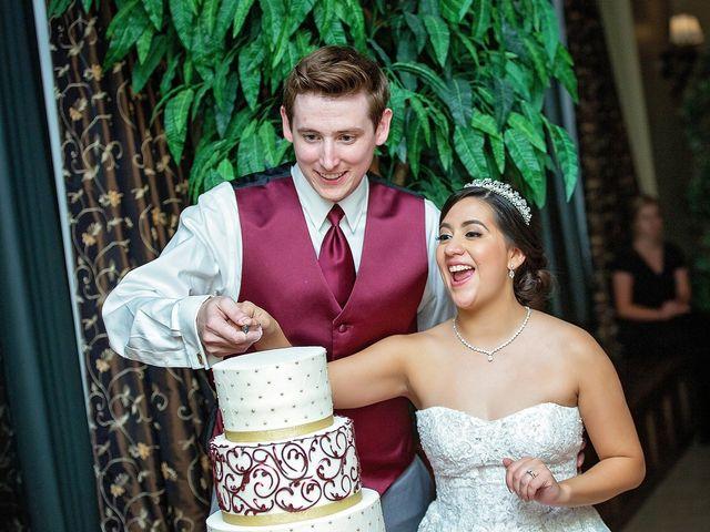 Trisha and Michael's Wedding in Gold Canyon, Arizona 56