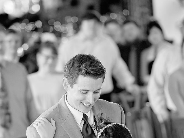 Trisha and Michael's Wedding in Gold Canyon, Arizona 62