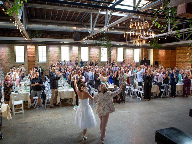 Gloria and Mara's Wedding in Milwaukee, Wisconsin 1