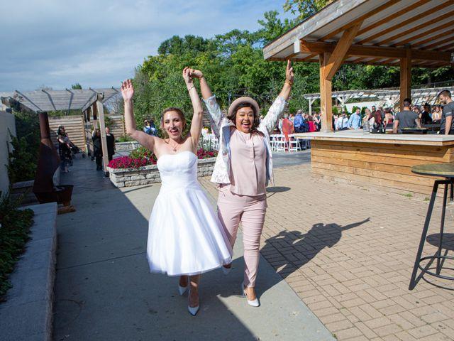 Gloria and Mara's Wedding in Milwaukee, Wisconsin 6
