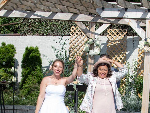Gloria and Mara's Wedding in Milwaukee, Wisconsin 7
