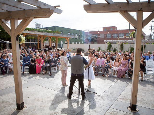 Gloria and Mara's Wedding in Milwaukee, Wisconsin 8
