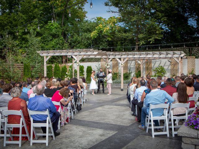 Gloria and Mara's Wedding in Milwaukee, Wisconsin 9