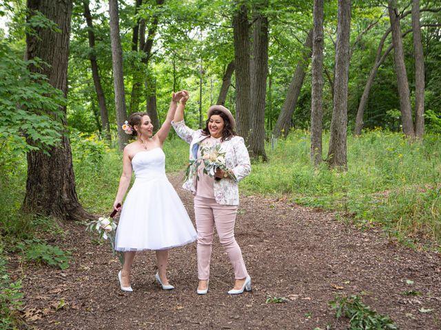 Gloria and Mara's Wedding in Milwaukee, Wisconsin 12