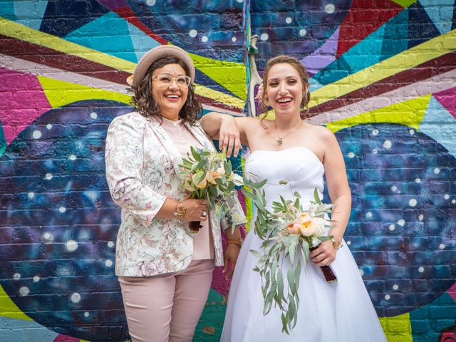 Gloria and Mara's Wedding in Milwaukee, Wisconsin 13