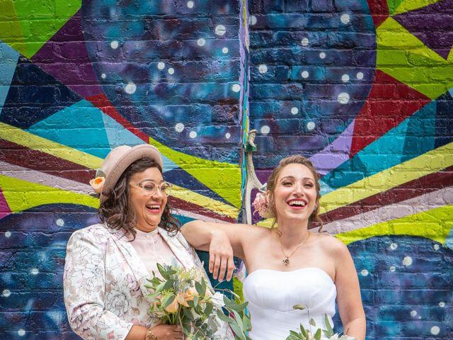 Gloria and Mara's Wedding in Milwaukee, Wisconsin 14