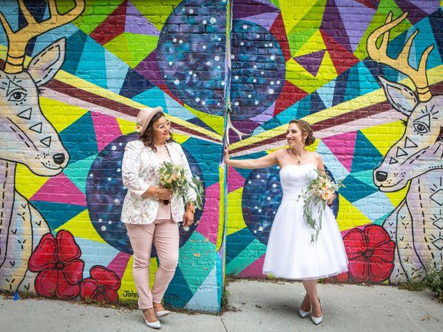 Gloria and Mara's Wedding in Milwaukee, Wisconsin 15