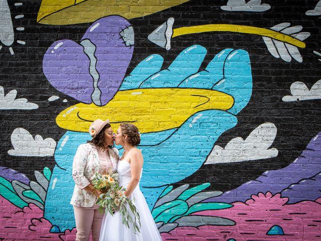 Gloria and Mara's Wedding in Milwaukee, Wisconsin 17