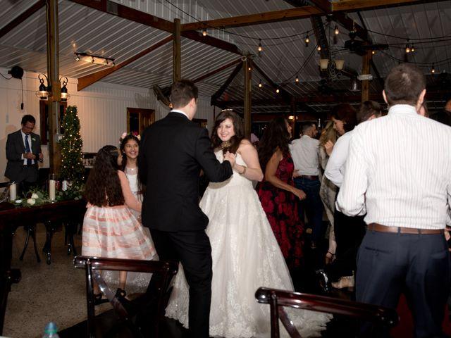 Clayton and Stephanie's Wedding in Gilbert, South Carolina 5
