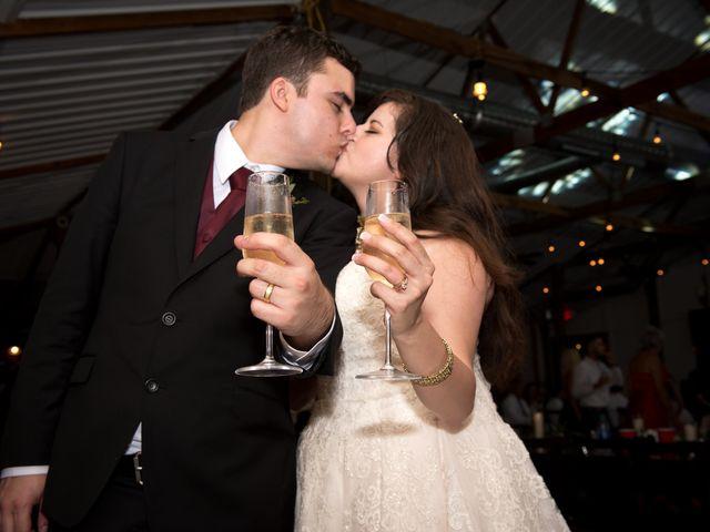 Clayton and Stephanie's Wedding in Gilbert, South Carolina 8