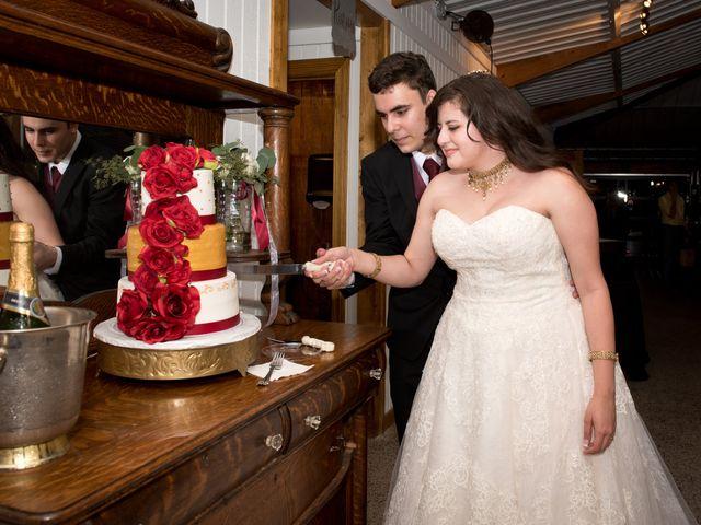 Clayton and Stephanie's Wedding in Gilbert, South Carolina 11