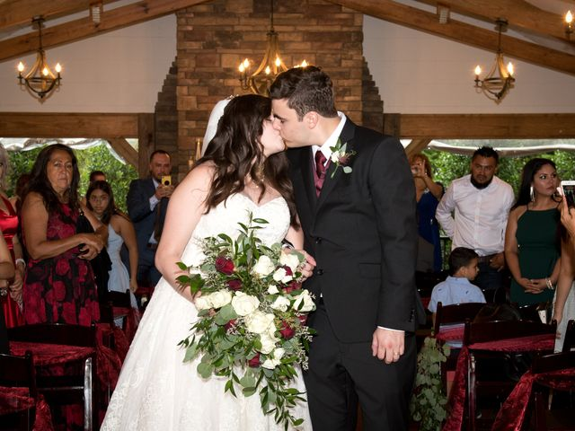 Clayton and Stephanie's Wedding in Gilbert, South Carolina 1