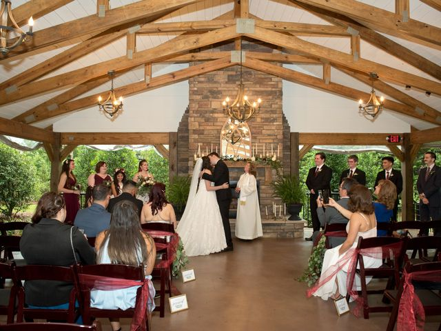 Clayton and Stephanie's Wedding in Gilbert, South Carolina 14