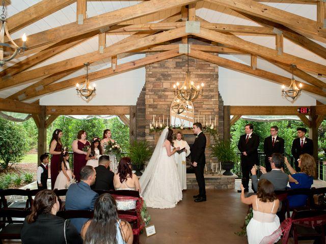 Clayton and Stephanie's Wedding in Gilbert, South Carolina 16