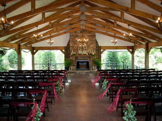 Clayton and Stephanie's Wedding in Gilbert, South Carolina 21