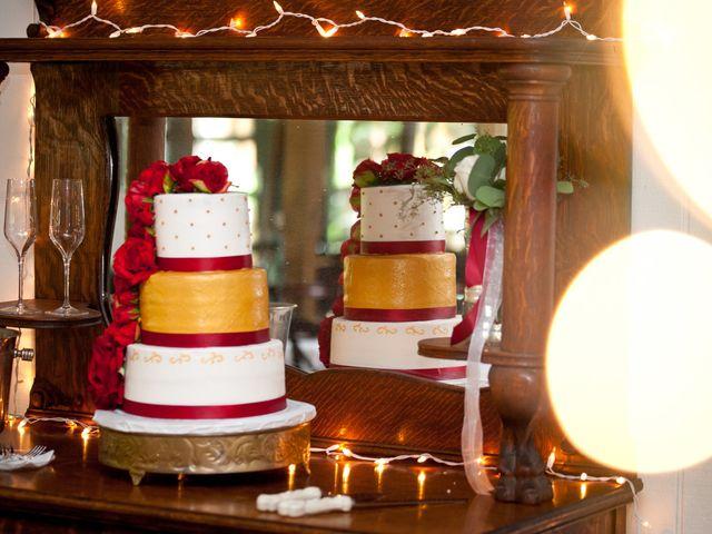 Clayton and Stephanie's Wedding in Gilbert, South Carolina 23