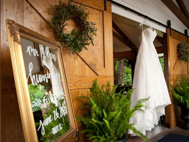 Clayton and Stephanie's Wedding in Gilbert, South Carolina 24