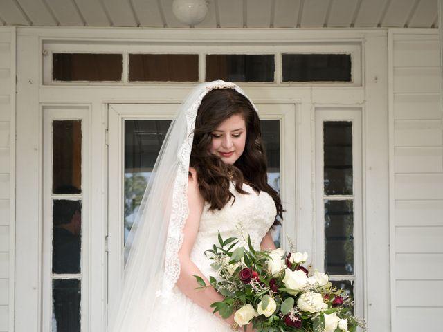 Clayton and Stephanie's Wedding in Gilbert, South Carolina 25