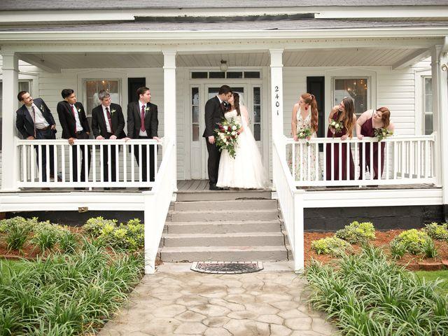 Clayton and Stephanie's Wedding in Gilbert, South Carolina 26