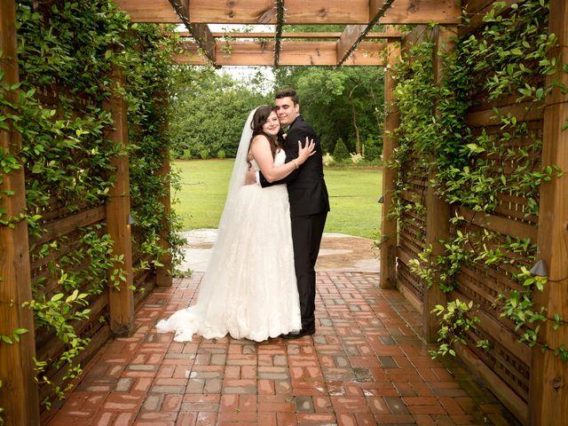 Clayton and Stephanie's Wedding in Gilbert, South Carolina 31
