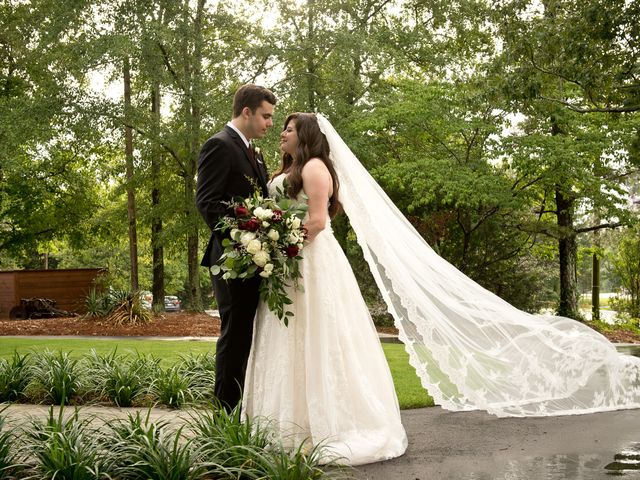 Clayton and Stephanie's Wedding in Gilbert, South Carolina 32