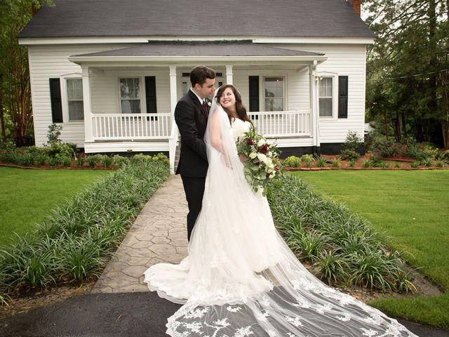 Clayton and Stephanie's Wedding in Gilbert, South Carolina 33