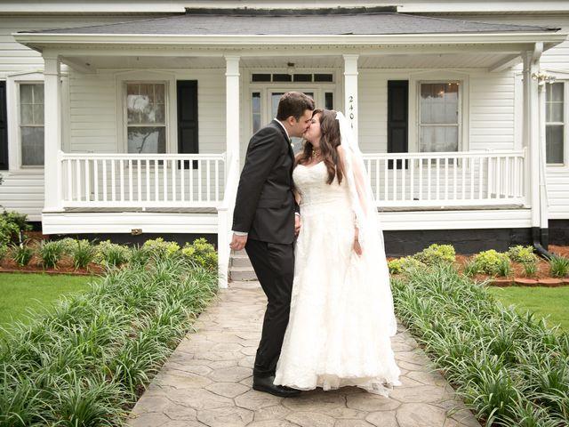 Clayton and Stephanie's Wedding in Gilbert, South Carolina 34