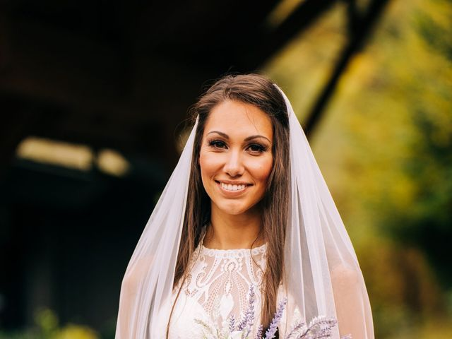 Stirling and Abbey's Wedding in Hot Springs, North Carolina 3