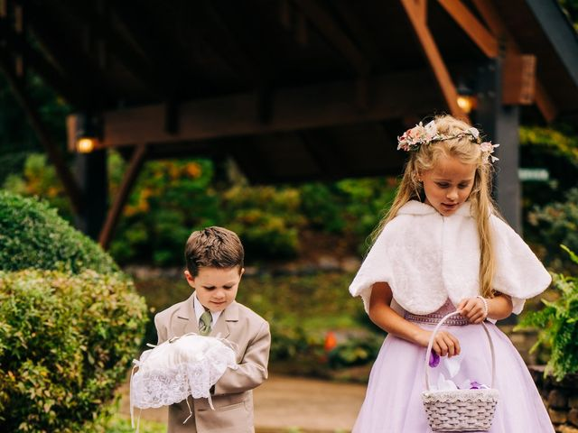 Stirling and Abbey's Wedding in Hot Springs, North Carolina 6