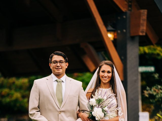 Stirling and Abbey's Wedding in Hot Springs, North Carolina 7