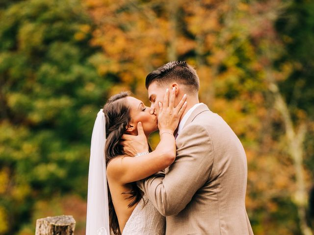 Stirling and Abbey's Wedding in Hot Springs, North Carolina 11