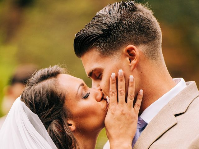 Stirling and Abbey's Wedding in Hot Springs, North Carolina 12