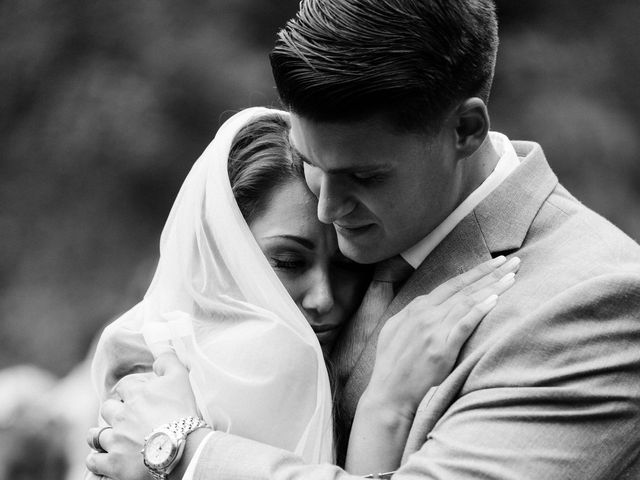 Stirling and Abbey's Wedding in Hot Springs, North Carolina 15
