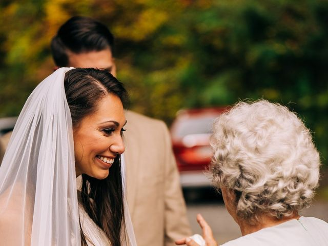 Stirling and Abbey's Wedding in Hot Springs, North Carolina 16