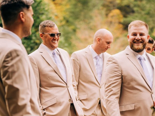 Stirling and Abbey's Wedding in Hot Springs, North Carolina 18