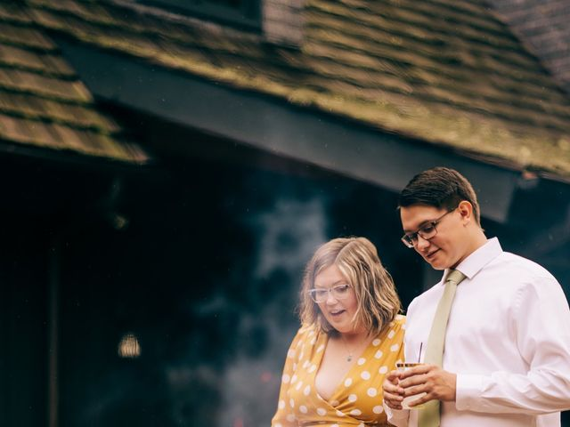Stirling and Abbey's Wedding in Hot Springs, North Carolina 20